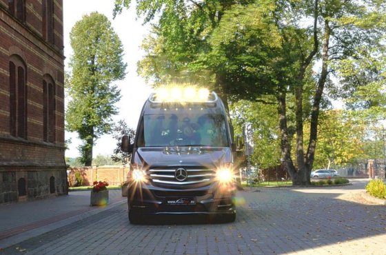 2016 MERCEDES-BENZ Sprinter 316 CUBY