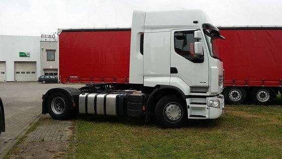 2012 RENAULT Premium tractor unit