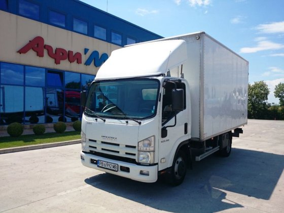 2009 ISUZU NNR 3.5 closed