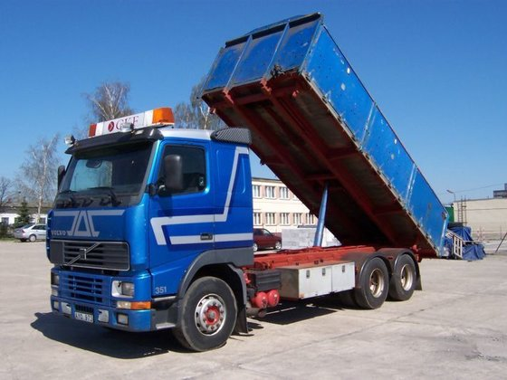 1996 VOLVO FH12 / 420