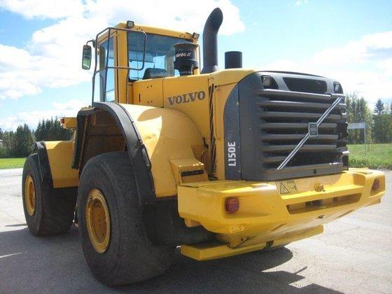 2005 VOLVO L150E wheel loader