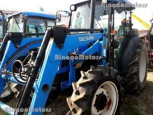 2005 HOLLAND TN75DA wheel tractor