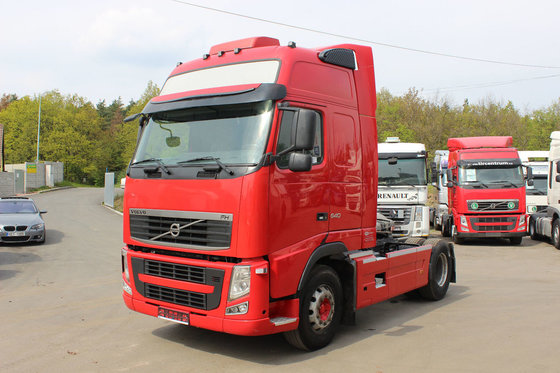 2010 VOLVO FH13 540 42T
