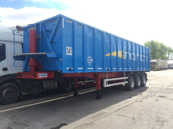 2012 BODEX KIS 3W-S tipper