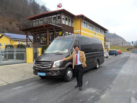MERCEDES-BENZ 519 Bluetec passenger van