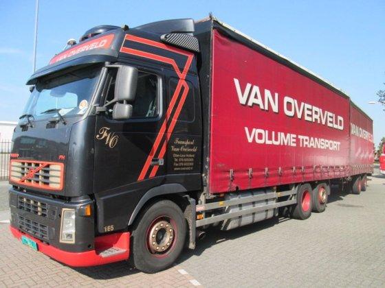 2006 VOLVO FH440 tilt truck