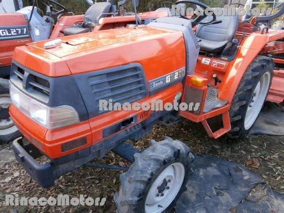 KUBOTA GL200DT mini tractor in