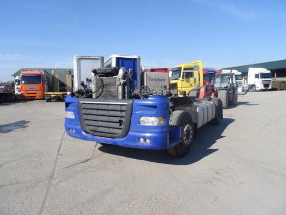 2008 Damaged DAF XF 105.460,chassis