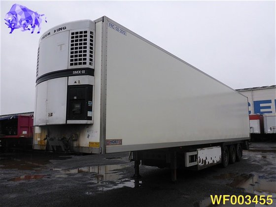 2006 TURBOS HOET Frigo refrigerated