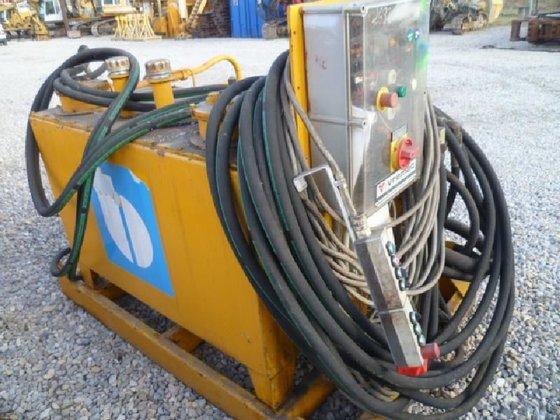 1998 BAUER Bauer Hydr.Aggregat generator
