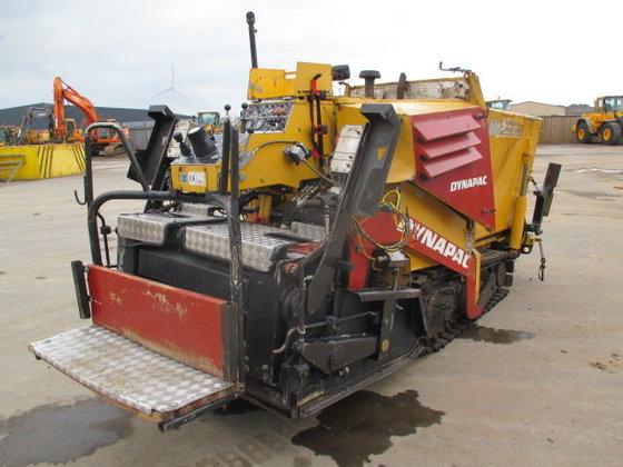 DYNAPAC F4C crawler asphalt paver
