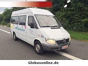 2001 MERCEDES-BENZ Sprinter 313 CDI