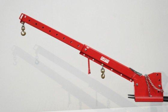 Kraanarm Nieuw mini crane in