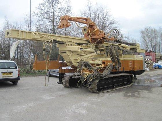 1998 CMV 3000 drilling rig