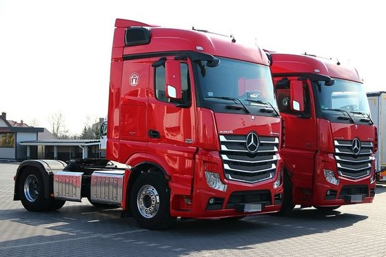2012 MERCEDES-BENZ 1851 tractor unit