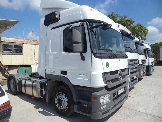 2013 MERCEDES-BENZ ACTROS1844 tilt truck