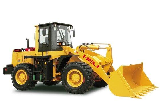 2016 CHL ZL30GN1-CU1 wheel loader