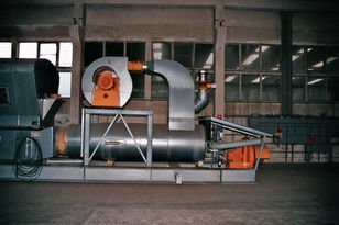 2004 Ventilex filler heating plant