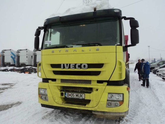 2009 IVECO Stralis AT 440