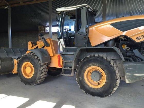 2009 LIEBHERR L538 wheel loader