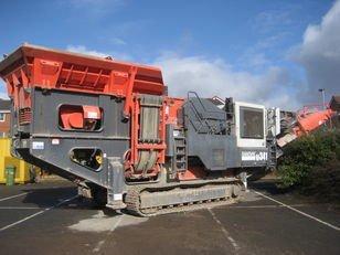 2012 SANDVIK QJ341 crushing plant