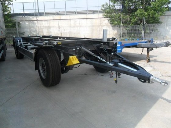 FLIEGL chassis trailer in Turin,