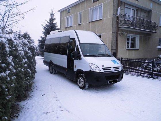 2008 IVECO 50c18 passenger van