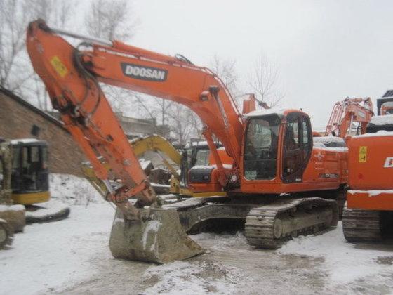 2008 DOOSAN 340 tracked excavator