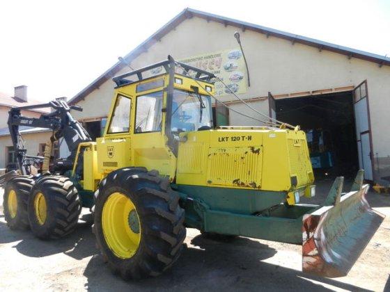 2003 LKT 120 TH Harvester