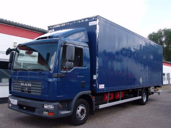 2007 MAN TGL 12.210 Koffer