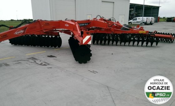 2013 KUHN Discover XL2 60