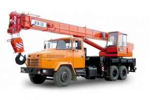 2016 KRAZ 65053 (KTA-32) mobile