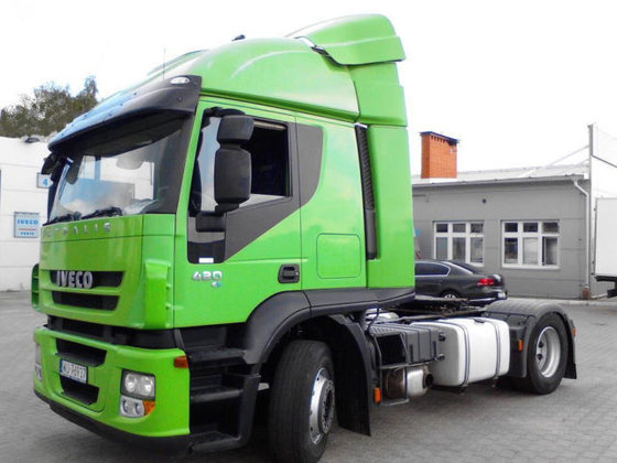 2011 IVECO Iveco STRALIS, AT440S45TP