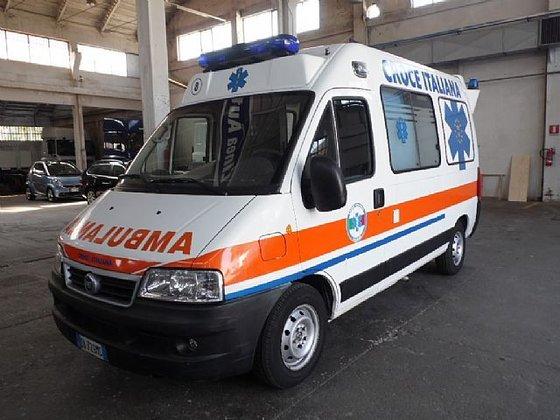 2006 FIAT ambulance in Cusago,