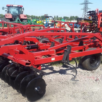 2009 WIL-RICH DC III cultivator