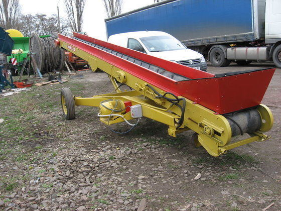 GRIMME conveyor in Rivne, Ukraine