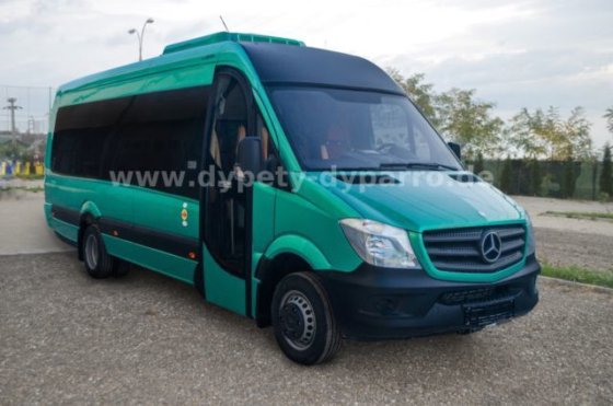 MERCEDES-BENZ Sprinter 516,DYPARRO 19+1+1 Seats