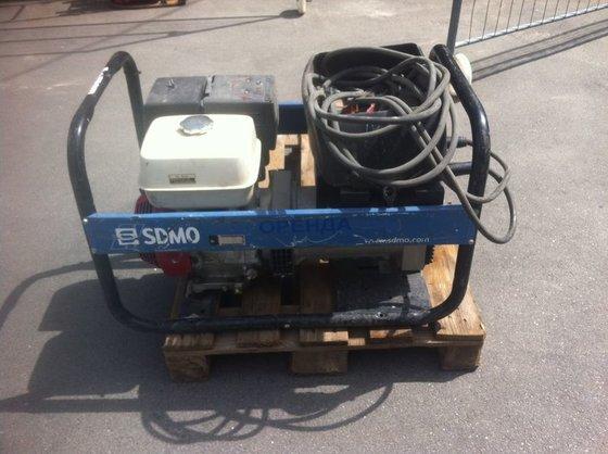 2012 SDMO VX 200 welding