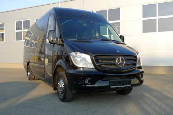 2016 MERCEDES-BENZ 519 Sprinter VIP