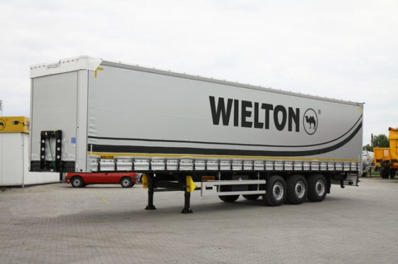 2015 WIELTON NS 3 KB/C