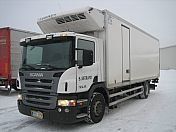 2005 SCANIA P270 refrigerated truck