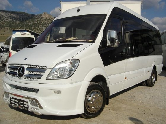 2013 MERCEDES-BENZ SPRINTER 516 519