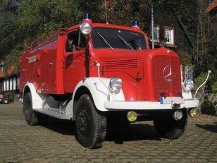 MERCEDES-BENZ LAF 311 Oldtimer fire