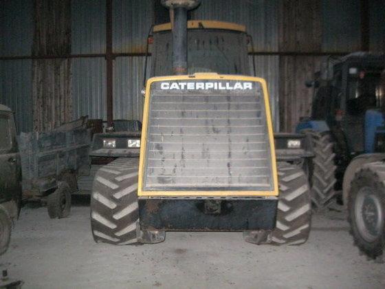 1989 CHALLENGER 65 crawler tractor