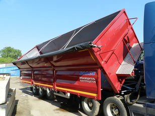 2008 BODEX tipper semi-trailer in