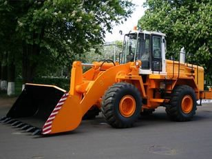 AMCODOR 371 wheel loader in