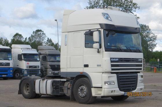 2011 DAF XF105.510 tractor unit
