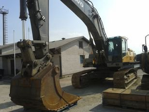2009 VOLVO EC460CL tracked excavator