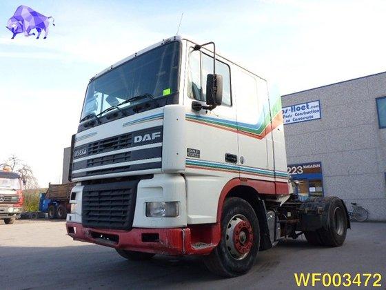 1998 DAF XF 95 380