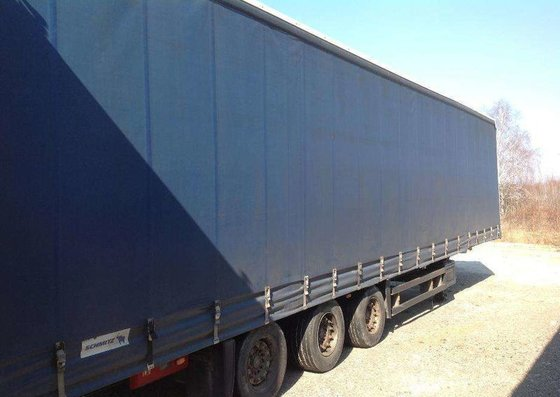 2006 SCHMITZ Cargobull tilt semi-trailer